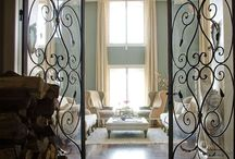 The Doors / by Patti Kommel Homework Interiors,LLC