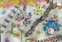 embroidery / by Donna Asam