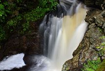Maine Water Falls / by Michelle Warhola