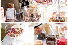 Sweet Table: ice cream bar / by Zulema Bernal