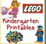 kindergarten stuff / by Kimberly Mathews