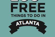 Atlanta Bound! / by Jenny Bridwell