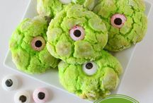 Halloween Food / From gross-out food to creepy cakes, these Halloween food ideas from TrendHunter.com will have your Halloween party guests screaming... with delight! / by TrendHunter.com