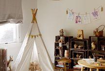 Nursery Inspiration / by Jenny Galacar