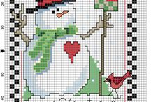 Counted Cross Stitch / by Carol Nabakowski