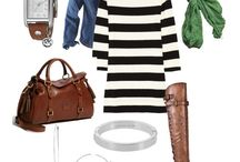 FALL and SPRING outfits / by Claudin van Rensburg