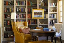 Library / by Beth Carroll