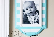 picture frames / by Peggy Young