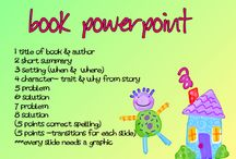 Book Projects and Reports / by Heather Reeve