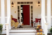 dream houses / by Schoolgirl Style www.schoolgirlstyle.com