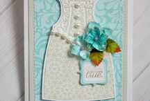 Wedding Cards / Wedding cards, wedding card inspiration, wedding card tutorials and more. / by Top Dog Dies