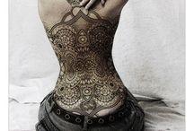 body artwork / by Nadine Ryan