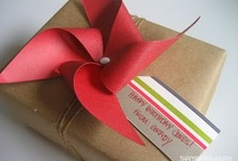 Gift Wrap / by Holly