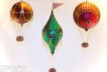 Christmas Ornaments / by Agripina Neubauer