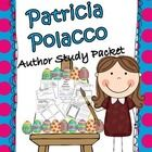 Patricia Polacco author study / by Kerry Leigh