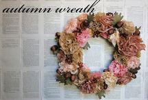 DIY Wreaths / by Sierra Hennessy