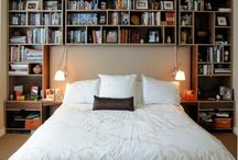 bedroom ideas / by Kailey Fisher
