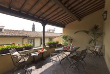 Florence - great places / Great vacation rental apartments   / by ClassicVacationRental.com