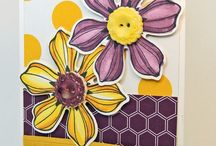 Beautiful Bunch - Stampin' Up! 2014 / by Kathy Wayson