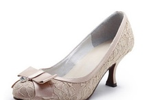 Wedding Shoes - Lace / by Brenda