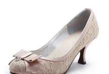 Wedding Shoes - Lace / by Brenda of Brenda's Wedding Blog