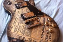 Guitars / by Dgin T