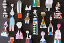 Brinquedos / by Angela Mara Magalhães