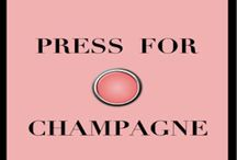 The Bubbly / All about champagne and why it is utterly divine / by Jennifer Gillespie