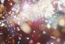 Glitter / by Fortuna Fortunata
