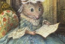 children's books illustrations / by Mary Grant