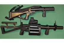 Weapons / by Sactown Tactical
