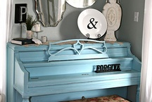 Furniture restyle / by Kimberlee Ferris