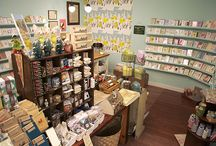Our Store / We are located on Christopher Street in the West Village, stop on by! / by Greenwich Letterpress / Amy + Beth