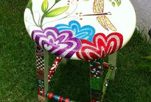 Painted Furniture / by Bebe B P