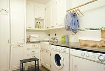 Laundry Room / by Sarah Brown-Feigleson