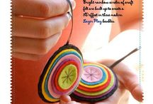 felt crafts / by Kelly Stoker