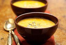 Soups / by Lourdes Cal