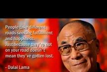 Dalai Lama / by Grant Short