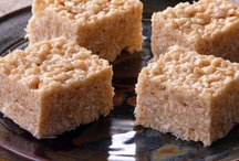 Rice Krispie Treats / by Melissa Paquette