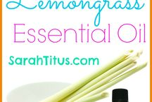 ESSENTIAL OILS / by Jody Criswell Dowis