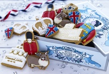The Diamond Jubilee / At Biscuiteers HQ, we love nothing more than a royal knees up. So we're planning our Diamond Jubilee street party, and its going to be fit for a queen! / by The Biscuiteers