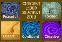 Mood Blanket 2014 / by Robyn Eversole Butcher