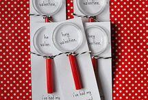 heart day yummies / by Meghan Farley