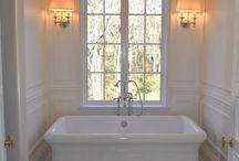 Bathrooms / by Amy Suardi (Frugal Mama)