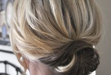 Updo / by Shannon P
