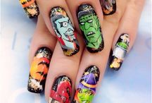 NAILS★★ / Artistic nails'' / by ♕Prachi♕