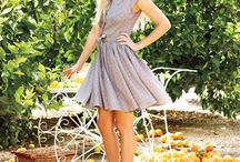 Dressmaking Inspiration / by Vicki Craig