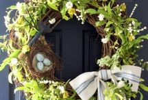 wreaths / by Connie Foreman