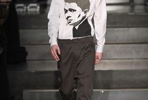 Menswear Fall Winter 2014/15 Collection Antonio Marras / by Antonio Marras