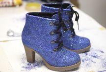 Shoe DIY ★ / Shoe DIY, inspiration and wishlist / by Adam West